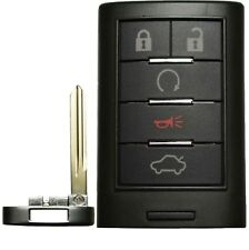 BRAND NEW 2008-2014 CADILLAC CTS SMART KEYS 5B TRUNK / REMOTE START