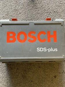 bosch sds hammer drill 240v