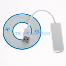 USB 2.0 to RJ45 LAN Ethernet Network Adapter For Win7 Android Mac OS Tablet PC