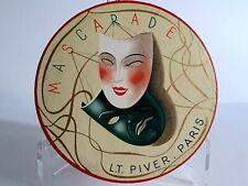 * MASCARADE* LT.Piver Paris* Puder-Powder-Poudre *+OVP.Vintage+Rarität !!