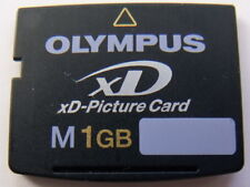 Olympus M 1GB xD-Picture Card for Fuji and Olympus Digital Cameras, Works