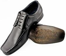 Goor Lace-up Square Formal Shoes for Men