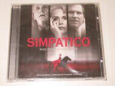 STEWART COPELAND/SIMPATICO - MUSIC FROM THE MP(MILAN 73138 35901-2) CD ALBUM