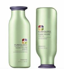 Pureology Clean Volume Shampoo and Conditioner 250ml Duo Pack