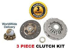 FOR CHEVROLET EPICA 2.0i 24v X20D1 3/2008 >ON NEW 3 PIECE CLUTCH KIT COMPLETE