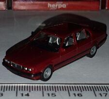 HERPA 2505 FANTASTIQUE MINIATURE BMW 750 IL MODELISME AUTO ECHELLE 1:87 OCCASION