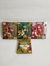 S.H. Figuarts Mighty Morphin Power Rangers Lot With Exclusive Stands