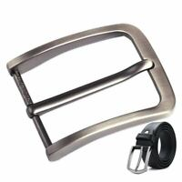4cm Alloy Clip Replacement Men Pin Useful Waist Leather Single Belt Buckle Prong