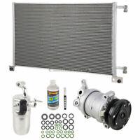 A/C Kit w/ AC Compressor Condenser DrierFor Chevy Silverado 1500 2500 HD