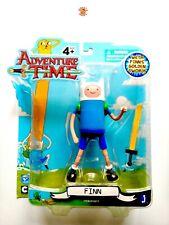 Adventure Time Finn Precintado Sealed Figura Accion Brand New Nuevo Retro