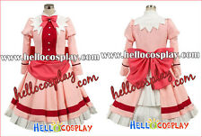 Black Butler 2 Kuroshitsuji II Cosplay Elizabeth Middleford Dress H008