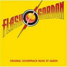 QUEEN - FLASH GORDON (2011 REMASTERED)  CD  18 TRACKS ROCK & POP SOUNDTRACK NEW+