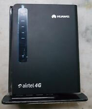 Used Airtel Huawei E5172 4G With Jio 4G SIM Supported