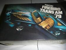 MPC PROMO PONTIAC FIREBIRD TRANS AM 1979 PLATINUM 1/25 Model Car Mountain FS