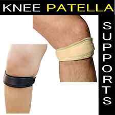 KNEE Patella Support *PLUS* Magnetic Strap Brace -- Running Jogging Injury Pain