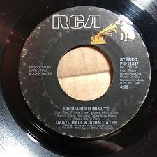 Daryl Hall & John Oates 45rpm Vintage Vinyl Record 1981