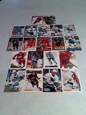 *****Igor Larionov*****  Lot of 38 cards.....31 DIFFERENT / Hockey