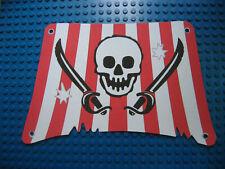 Ersatz Segel für Piratenschiff 6250 Cross Bone Clipper Sail KO