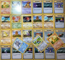 Pokemon Shadowless Base Set Mixed Lot LP-NM Condition WOTC 27 Cards