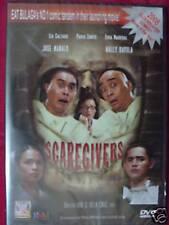 Tagalog/Filipino Movie: SCAREGIVERS DVD Jose Manalo