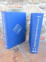 Encyclopédie alphabétique Larousse, Larousse sélection 1977, en 2 volumes