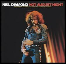NEIL DIAMOND (2 CD) HOT AUGUST NIGHT w/BONUS Trax! CLASSIC 70's D/Rem CD *NEW*