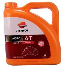 Repsol Moto Racing 4T 10W-40 4 LITRI
