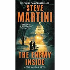 The Enemy Inside: A Paul Madriani Novel-ExLibrary