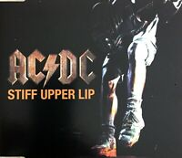 CD MAXI SINGLE AC/DC STIFF UPPER LIP GERMANY EDITION RARE COLLECTOR NEUF 2000