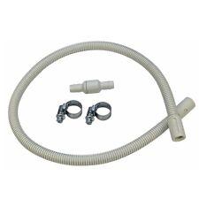 Válvula de retención manguera bomba Condensación Secadora MIELE 6729293 ORIGINAL