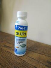 New! Api pH Up Freshwater Aquarium Water pH Raising Solution 4oz (0318)