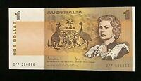 1982 Johnston/Stone Australian $1 One Dollar - aUNC R.78 DPP 586 866