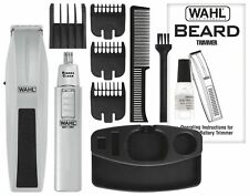 Hair Cutting Machine Kit Shaving Grooming Clipper Trimmer Beard Cordless Battery