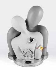 Bomboniera Matrimonio Comunione Statua Statuina Harmony Confezionato completo
