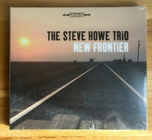 STEVE HOWE TRIO [of Yes] - New Frontier (2019 Esoteric Antenna CD - SEALED)
