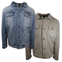Timberland Men's Mount Denim Moosilake Jacket (Retail $130)
