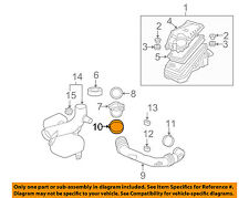 Pontiac GM OEM 06-10 G6 Air Cleaner Intake-Outlet Duct Clamp Right 15844854