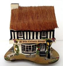 Ye Olde Curiosity Shoppe -Music Box Reuge plays English Country Garden