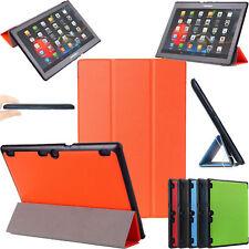 Para Lenovo Tab 3 10.1 Inch TB-X103F Fino Smart Soporte Magnético Funda de Piel