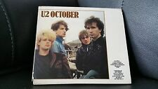 u2 - october, CD 100% tested VG cond.