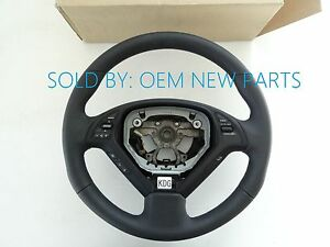 Genuine Factory 48430-1NM2A Infiniti Steering Wheel Black NEW OEM 484301NM2A