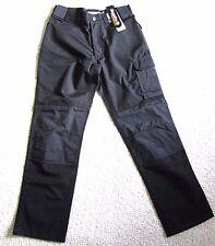 Regatta Premium Workwear Black Utility Trousers. W30 L31. New. Free P&P!
