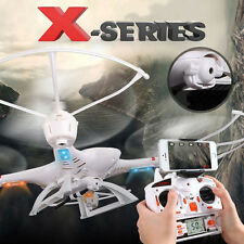 MJX X400 RC Quadcopter 2.4GHz 6-axis 4CH 3D Roll Drone With C4005 FPV HD Camera