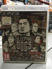 Sleeping Dogs Ita PS3 USATO GARANTITO