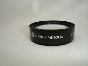 KONICA MINOLTA 49mm CLOSE-UP lens filter CL49-200, Japan , Genuine