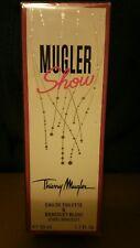 the mugler show eau de toilette 50ml thierry mugler brand new in box