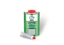BOLL - 1 kilo de resine polyester + catalyseur, auto, bateaux (MR06)