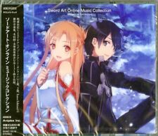 YUKI KAJIURA-SWORD ART ONLINE MUSIC COLLECTION-JAPAN 4 CD I98