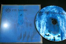 "SOLEILNOIR ""Interlude"" Promo-CDR, Prog Metal, 2005, diff. Cover, sehr gut, rar!!"