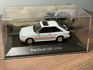 Ford Brazilian Collection 1:43 Escort XR3 1990
